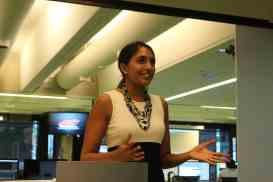 Speaker Rachel Jacobs